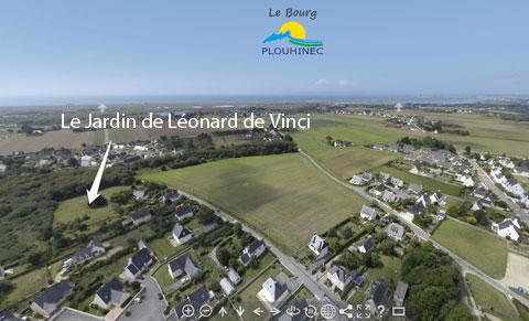 15 lots viabilisés Plouhinec Morbihan