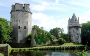 Château commune d'Elven - Largoet